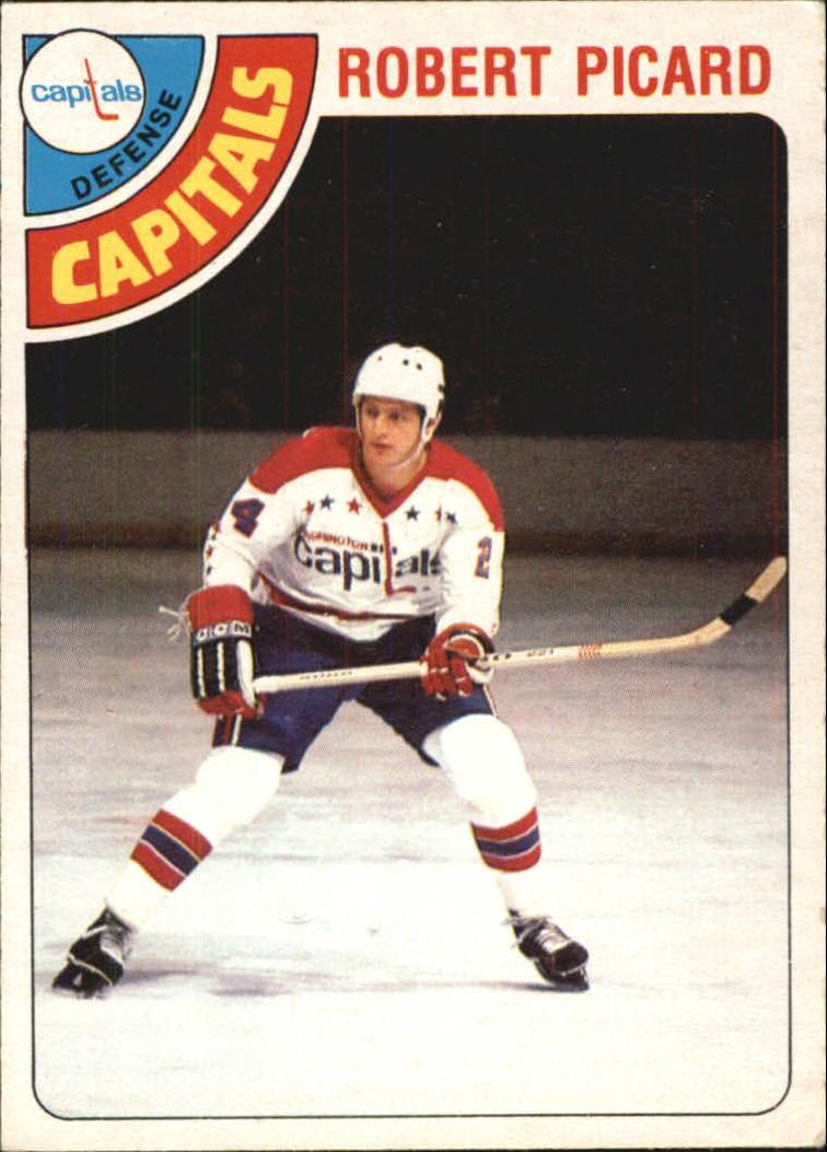 1978-79 O-Pee-Chee #39 Robert Picard RC