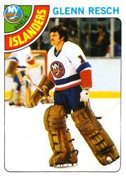 1978-79 O-Pee-Chee #105 Glenn Resch