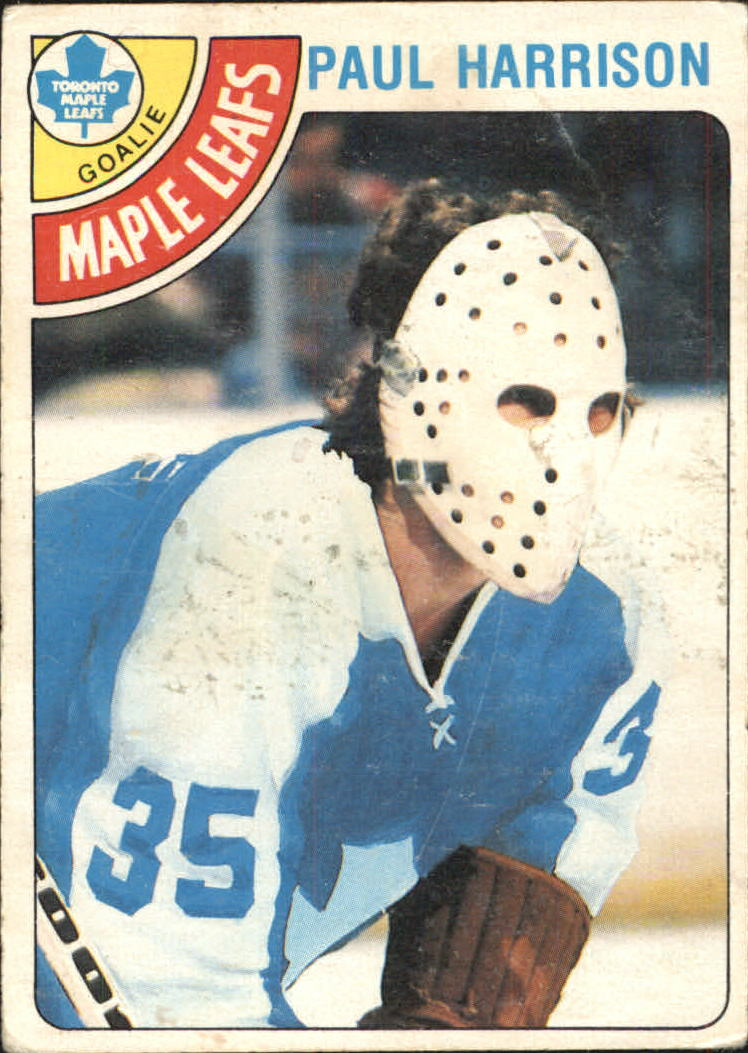 1978-79 O-Pee-Chee #123 Paul Harrison RC