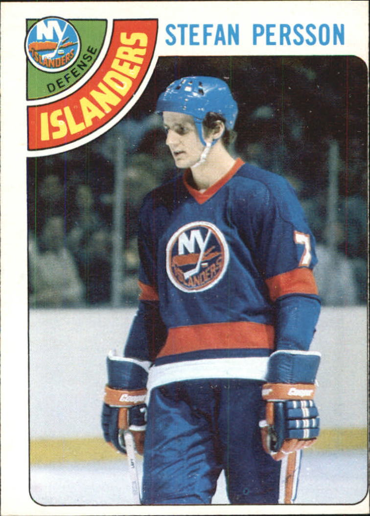 1978-79 O-Pee-Chee #144 Stefan Persson RC