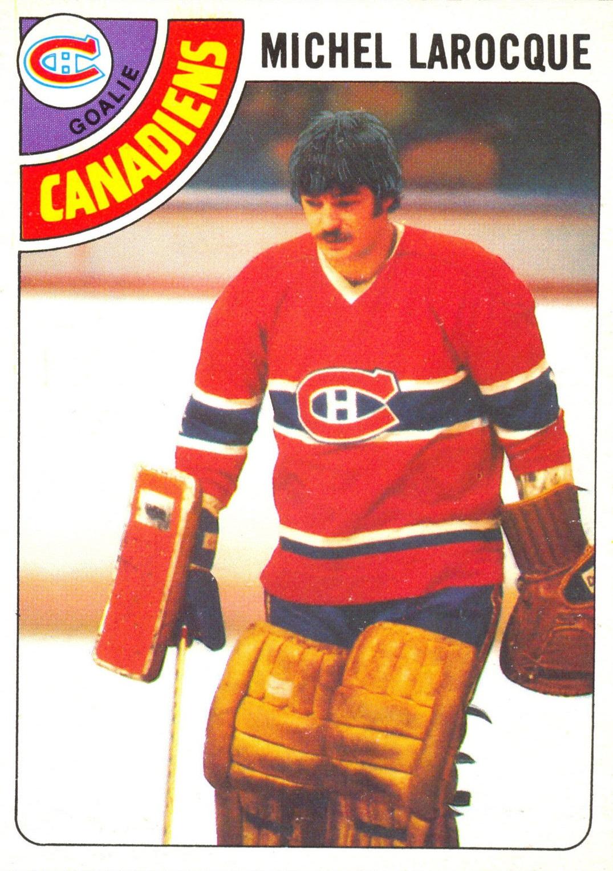 1978-79 O-Pee-Chee #158 Michel Larocque