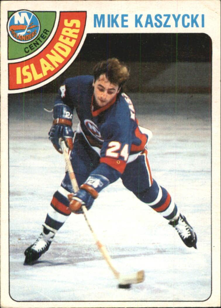 1978-79 O-Pee-Chee #171 Mike Kaszycki RC