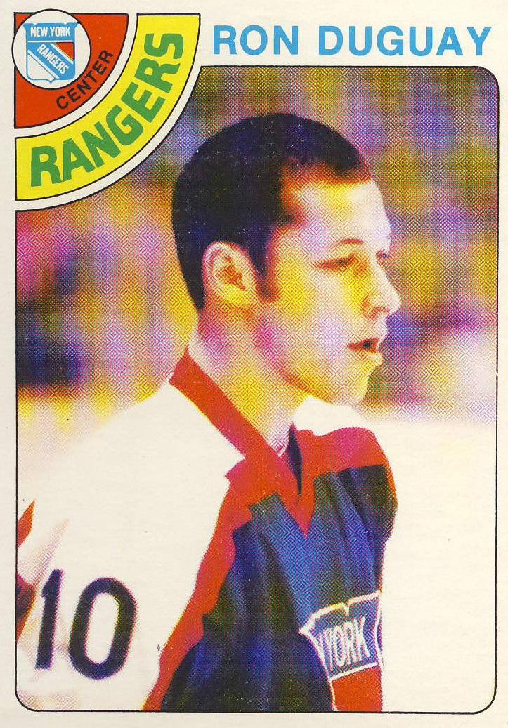 1978-79 O-Pee-Chee #177 Ron Duguay RC