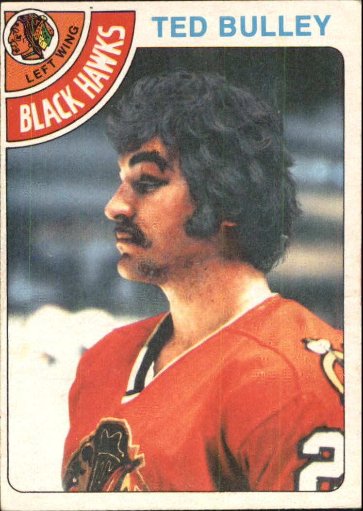 1978-79 O-Pee-Chee #217 Ted Bulley RC