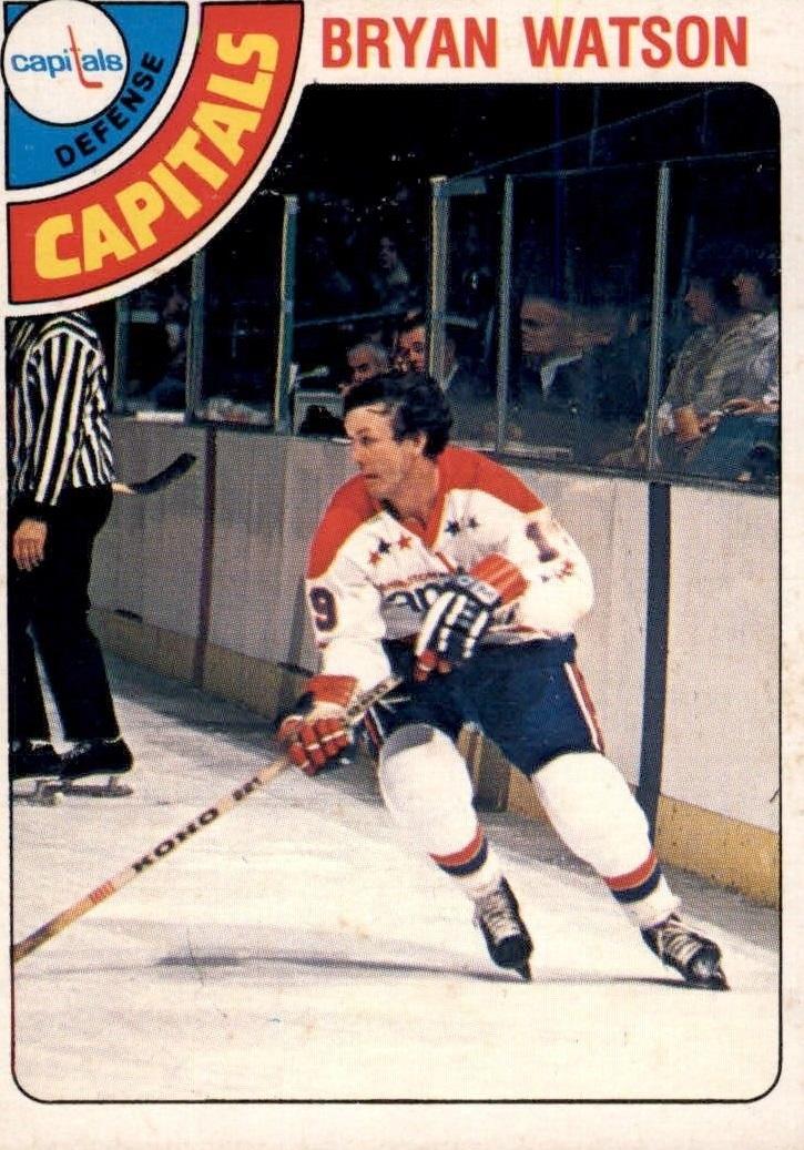 1978-79 O-Pee-Chee #316 Bryan Watson