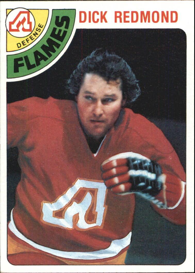 1978-79 Topps #23 Dick Redmond