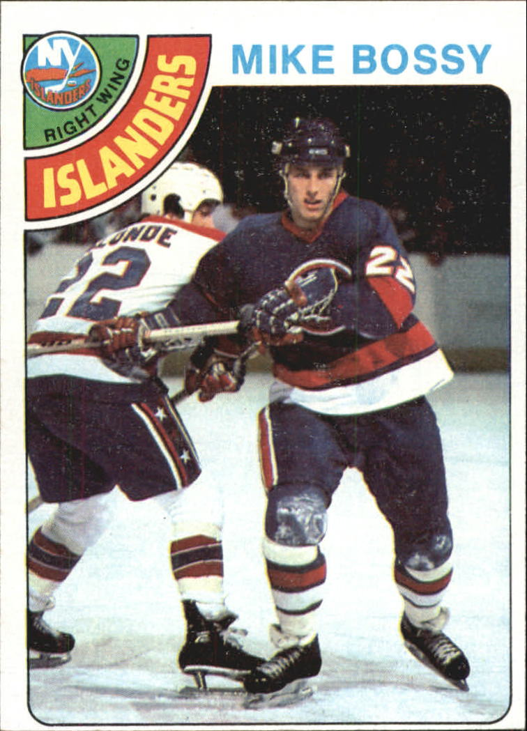 1978-79 Topps #115 Mike Bossy RC