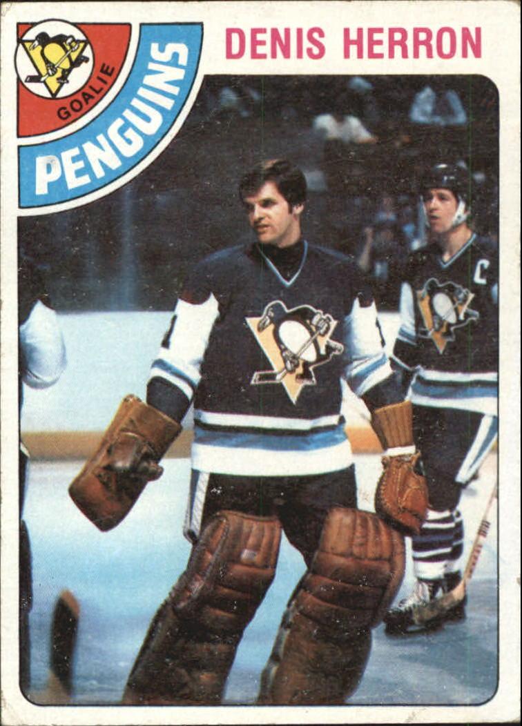 1978-79 Topps #172 Denis Herron