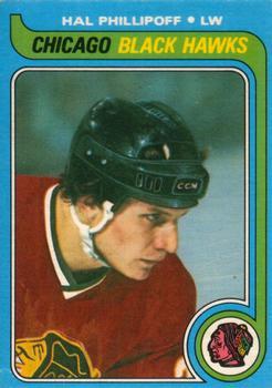 1979-80 O-Pee-Chee #27 Hal Philipoff RC