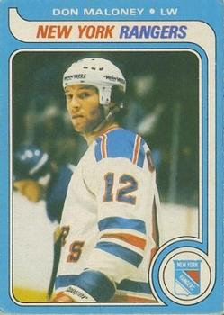 1979-80 O-Pee-Chee #42 Don Maloney RC