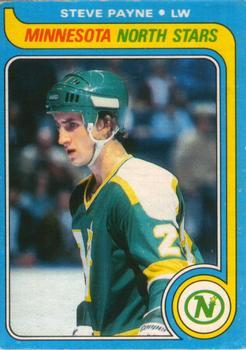 1979-80 O-Pee-Chee #64 Steve Payne RC
