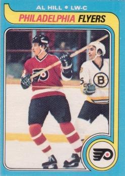 1979-80 O-Pee-Chee #166 Al Hill RC