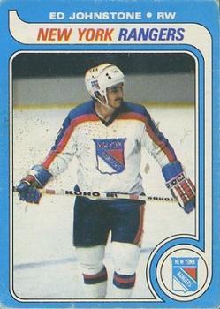 1979-80 O-Pee-Chee #179 Ed Johnstone RC