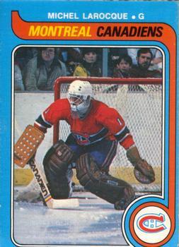 1979-80 O-Pee-Chee #296 Michel Larocque