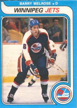 1979-80 O-Pee-Chee #386 Barry Melrose RC