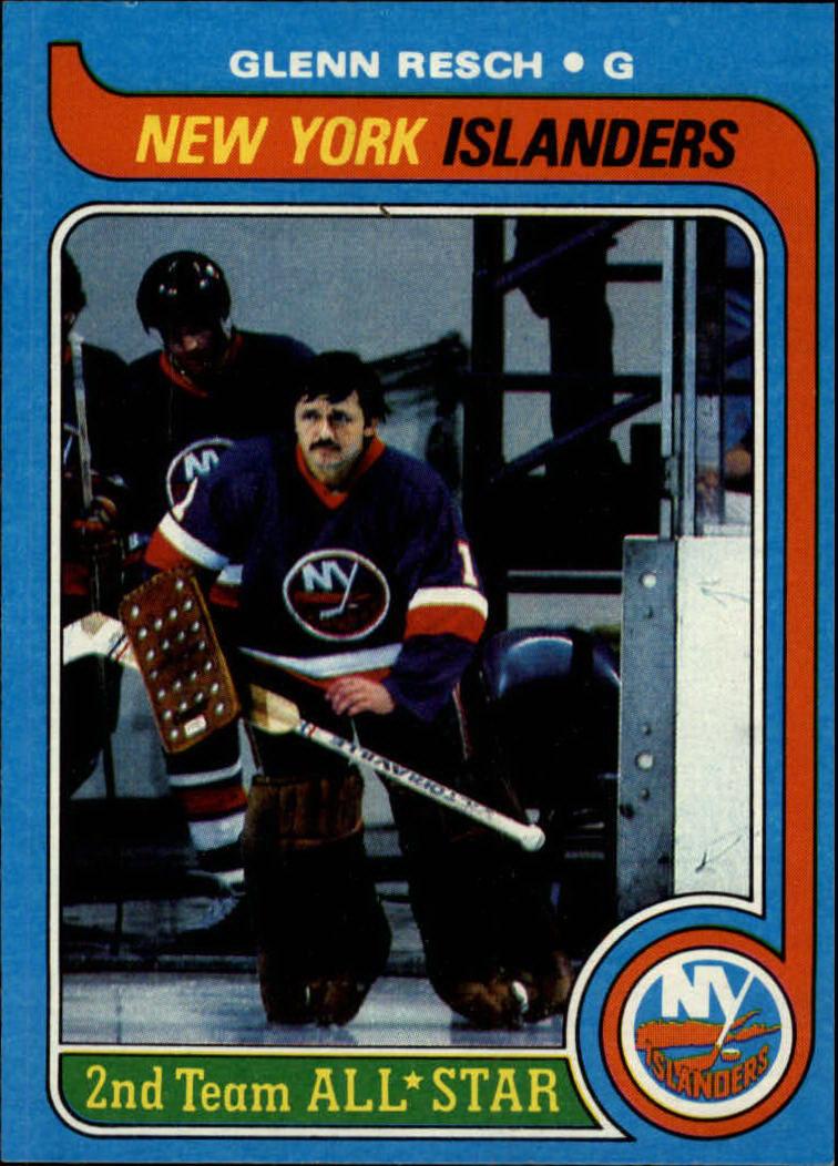 1979-80 Topps #20 Glenn Resch AS2