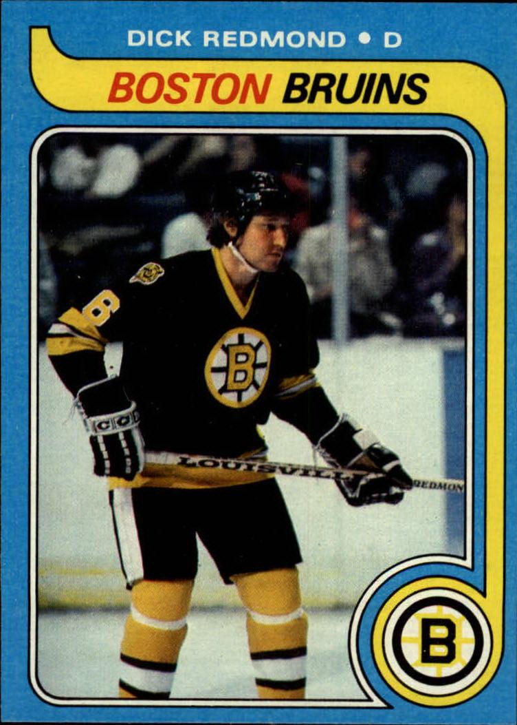 1979-80 Topps #129 Dick Redmond
