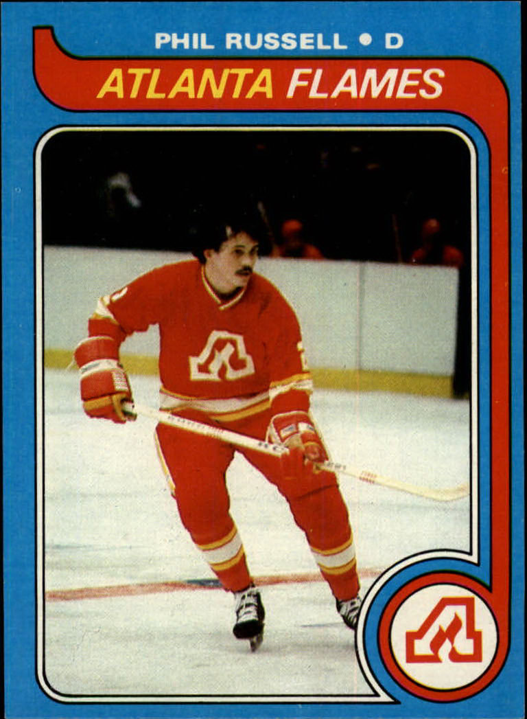 1979-80 Topps #143 Phil Russell