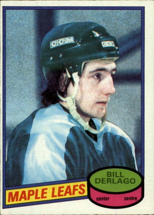 1980-81 O-Pee-Chee #11 Bill Derlago RC