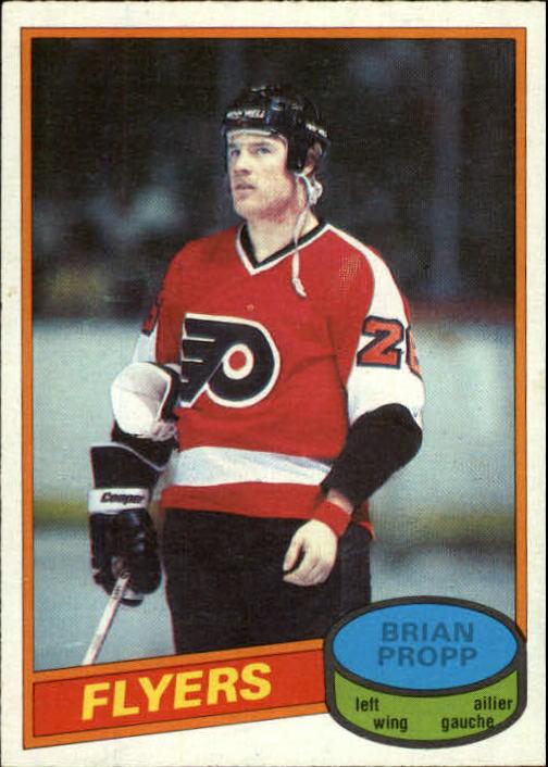 1980-81 O-Pee-Chee #39 Brian Propp RC