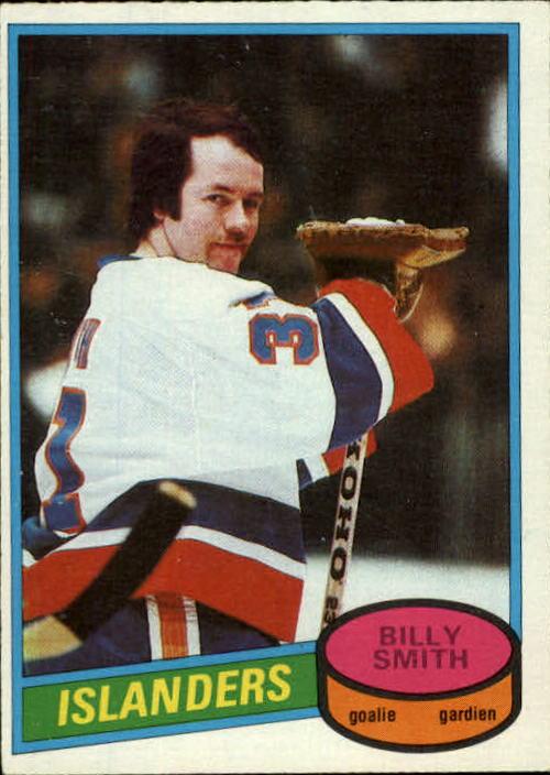 1980-81 O-Pee-Chee #60 Billy Smith