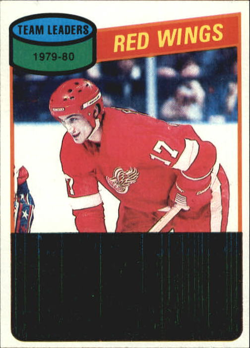 1980-81 Topps #16 Mike Foligno TL