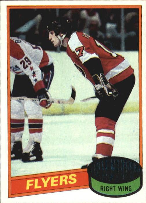 1980-81 Topps #172 Paul Holmgren