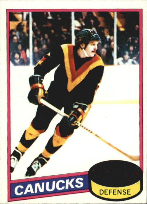 1980-81 Topps #177 Lars Lindgren RC