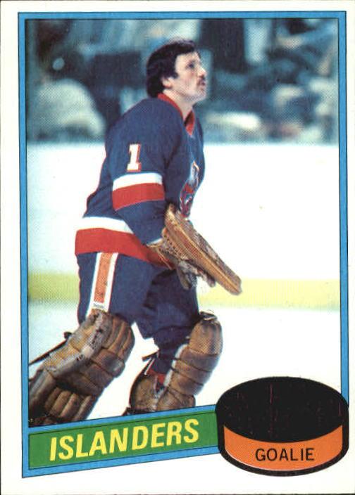 1980-81 Topps #235 Glenn Resch