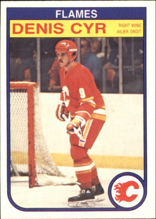 1982-83 O-Pee-Chee #43 Denis Cyr RC