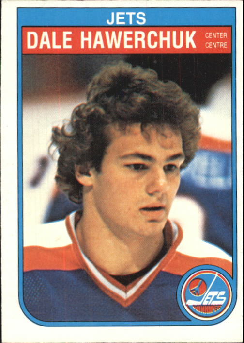 1982-83 O-Pee-Chee #380 Dale Hawerchuk RC