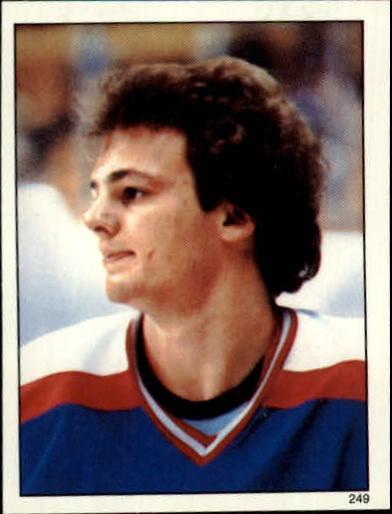 1982-83 O-Pee-Chee Stickers #249 Dale Hawerchuk