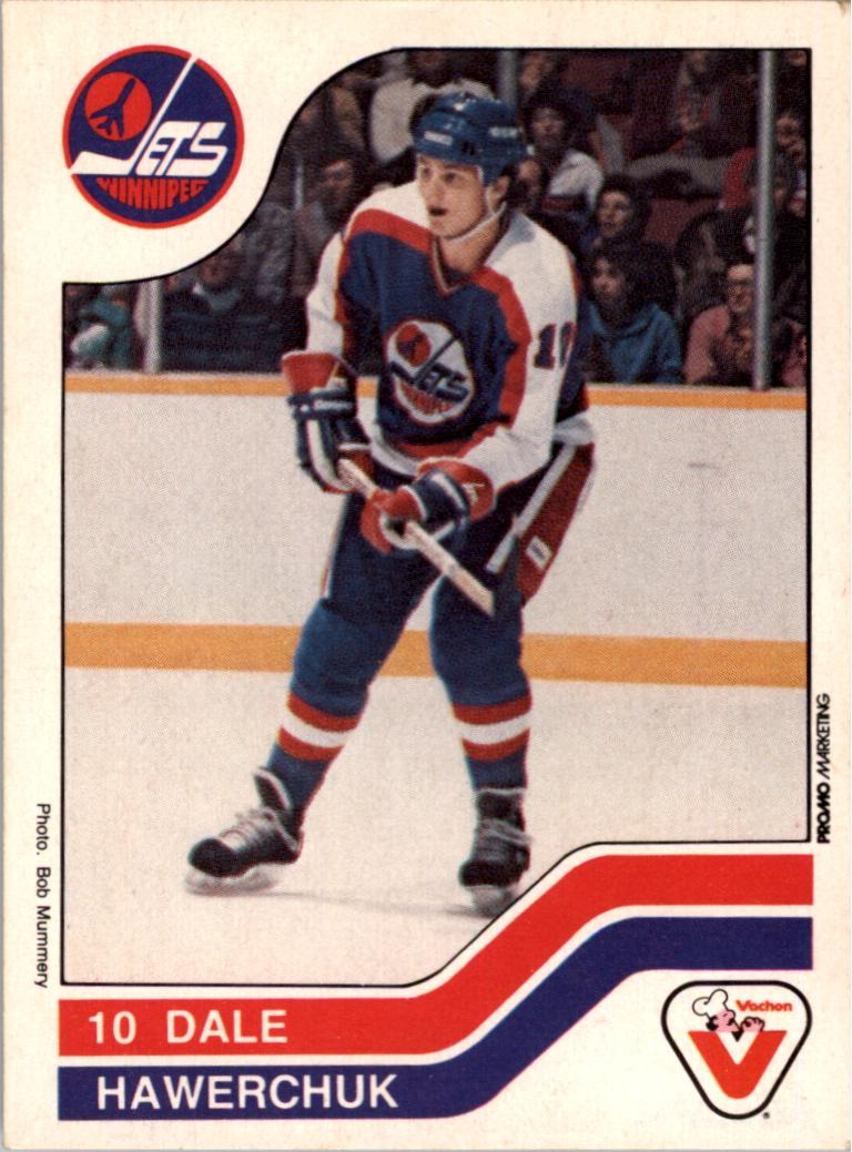 1983-84 Vachon #126 Dale Hawerchuk