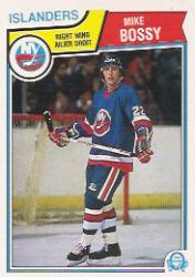 1983-84 O-Pee-Chee #3 Mike Bossy