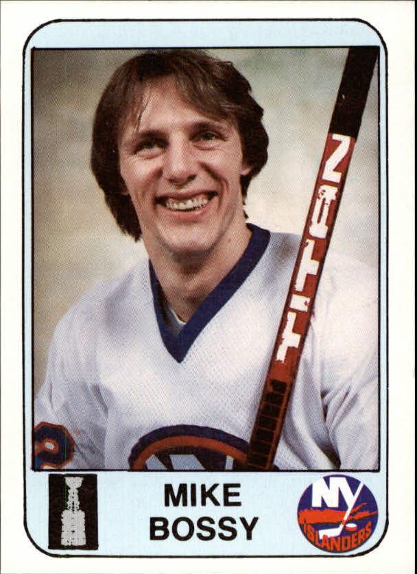 1984 Islanders News #2 Mike Bossy