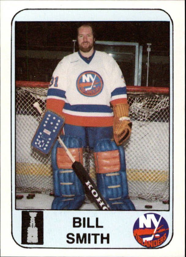 1984 Islanders News #23 Billy Smith