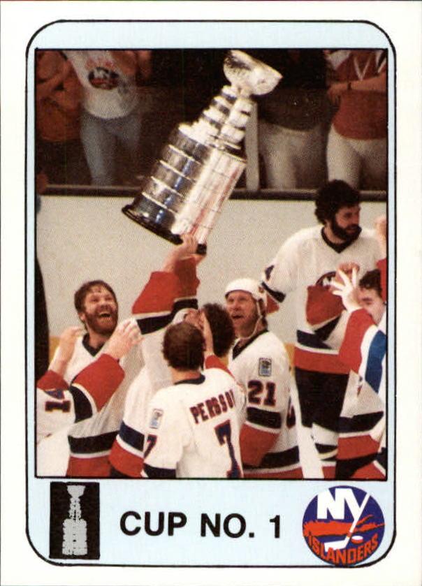 1984 Islanders News #24 Cup Number 1