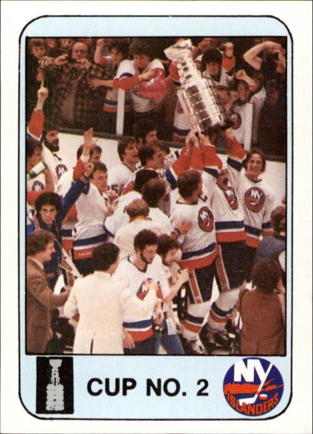 1984 Islanders News #25 Cup Number 2