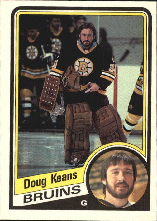 1984-85 O-Pee-Chee #5 Doug Keans RC