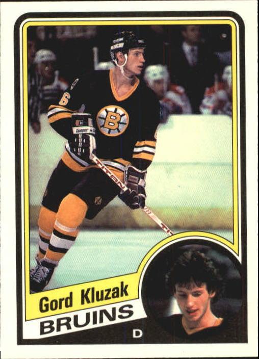 1984-85 O-Pee-Chee #6 Gord Kluzak