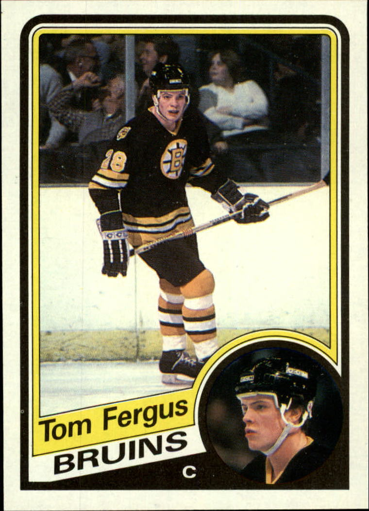 1984-85 Topps #3 Tom Fergus
