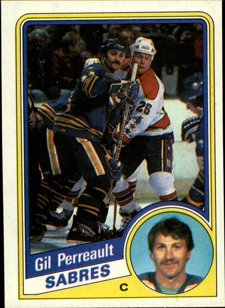 1984-85 Topps #19 Gilbert Perreault