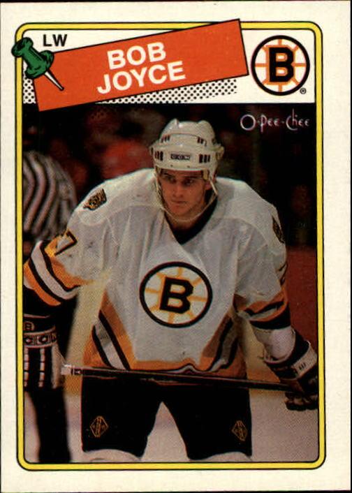 1988-89 O-Pee-Chee #2 Bob Joyce RC