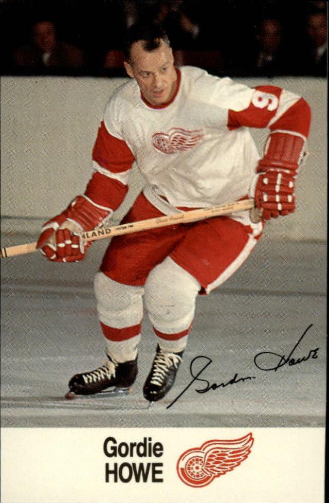 1988-89 Esso All-Stars #18 Gordie Howe