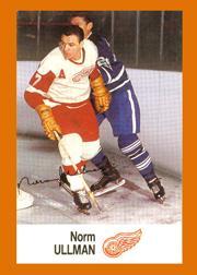 1988-89 Esso All-Stars #47 Norm Ullman