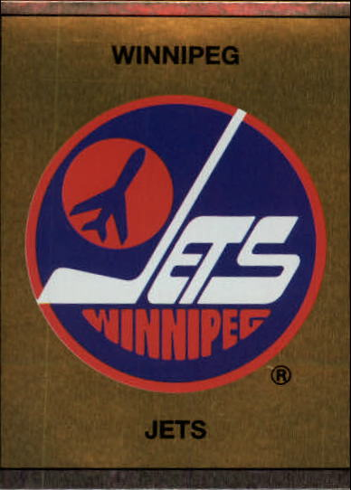 1988-89 Panini Stickers #146 Jets Emblem