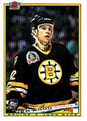 1990-91 Bowman #38 John Byce RC
