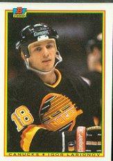 1990-91 Bowman #63 Igor Larionov RC