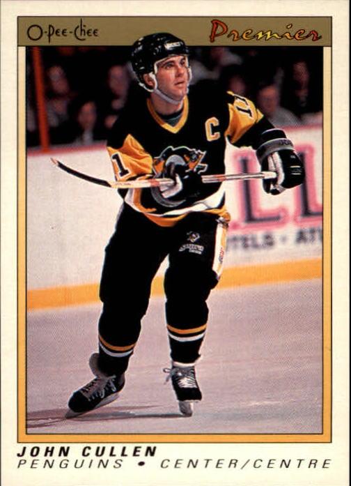 1990-91 OPC Premier #20 John Cullen