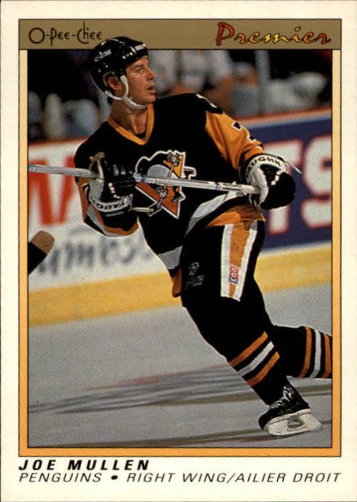 1990-91 OPC Premier #77 Joe Mullen